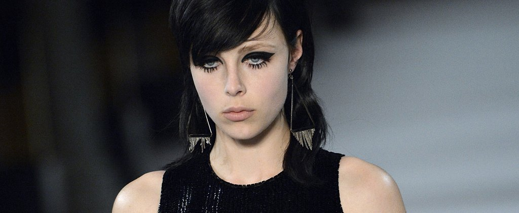 It's All About the Lashes, Liner, and More Lashes at Saint Laurent