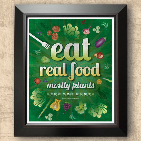 Fun With Food! Shirts, Prints, and More For Veggie-Lovers