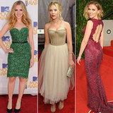 Scarlett Johansson Sexiest Dresses | Pictures