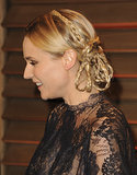 Diane Kruger's Braided 'Do From the Left