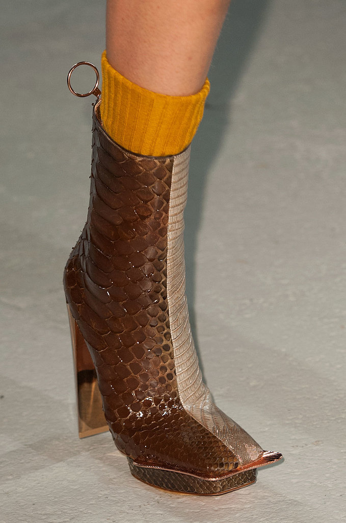 John Galliano Fall 2014