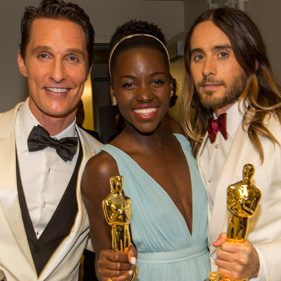 Lupita Nyong'o During Award Season 2014 | Pictures