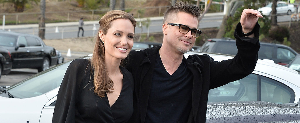 Brad and Angelina's 10 Best Award Season Moments