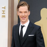 Benedict Cumberbatch Wins Sexiest Man of Award Season Poll