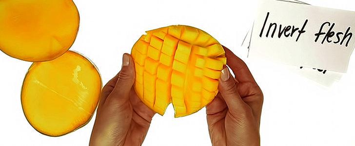 Cut a Mango — The Right Way