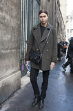 PFW Model Street Style Day Five
