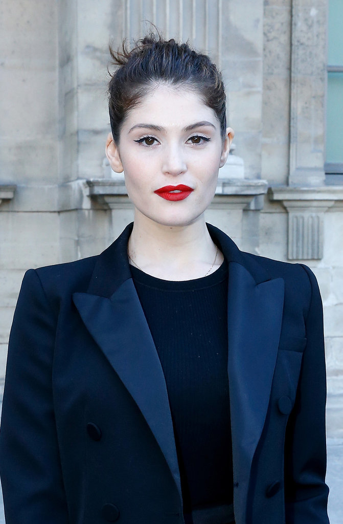 Gemma Arterton at Louis Vuitton