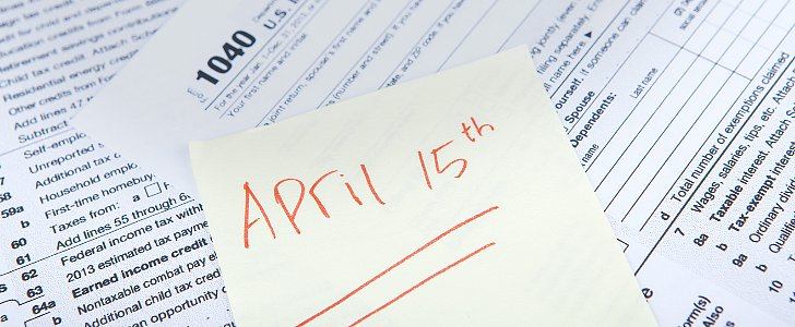 4 Steps to Stop Procrastinating With Your Taxes
