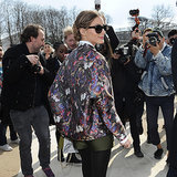 Olivia Palermo Style Paris Fashion Week 2014 | Video