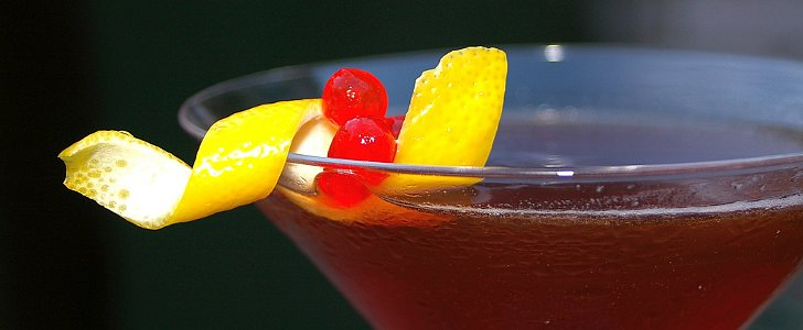 What's the Best Manhattan Mix?
