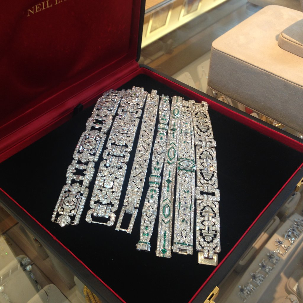 Oscars 2014 Jewelry Prep
