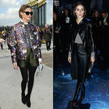 Olivia Palermo's Fashion Week Style on POPSUGAR Live