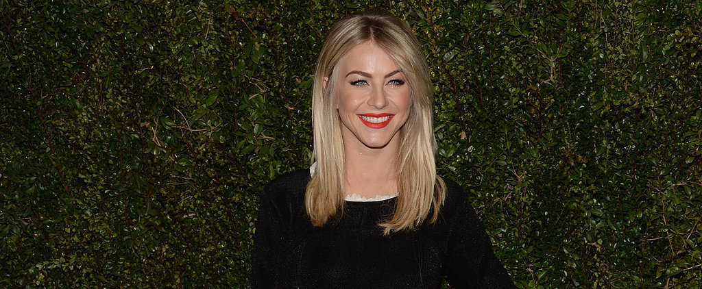 The 5-Minute Thigh Blaster That Julianne Hough Loves