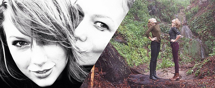 Tall Girls, Tall Trees: Taylor and Karlie Do Big Sur