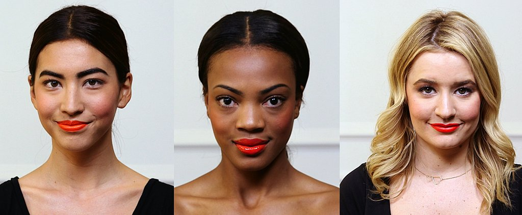 Orange Is the New Red: Master Spring's Hottest Lip Color