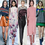 See Paris Fashion Week's Biggest Autumn/Winter 2014 Trends