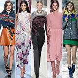 See Paris Fashion Week's Biggest Autumn/Winter 2014 Trends