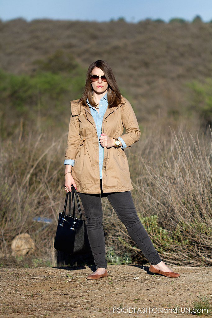 Congrats, FoodFashionandFun! A stylish jacket like that is a Spring wardrobe staple.