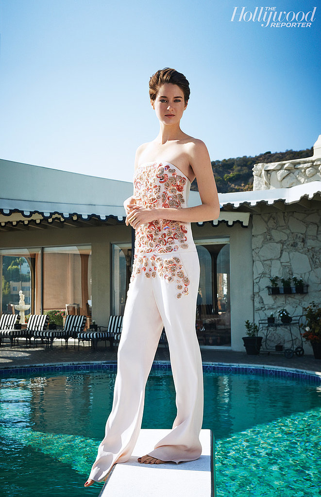 Shailene Woodley in Antonio Berardi
