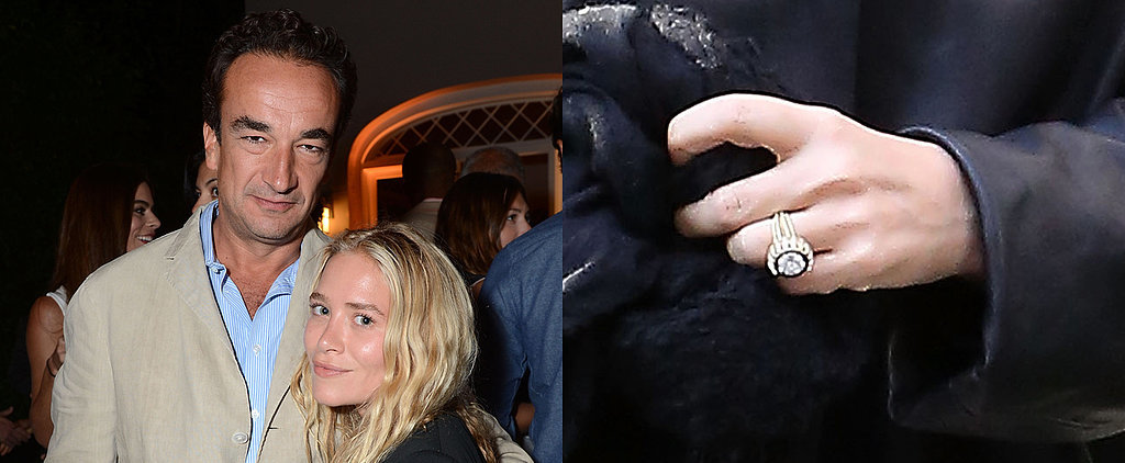 See Mary-Kate Olsen's Engagement Ring — and More Star Sparklers