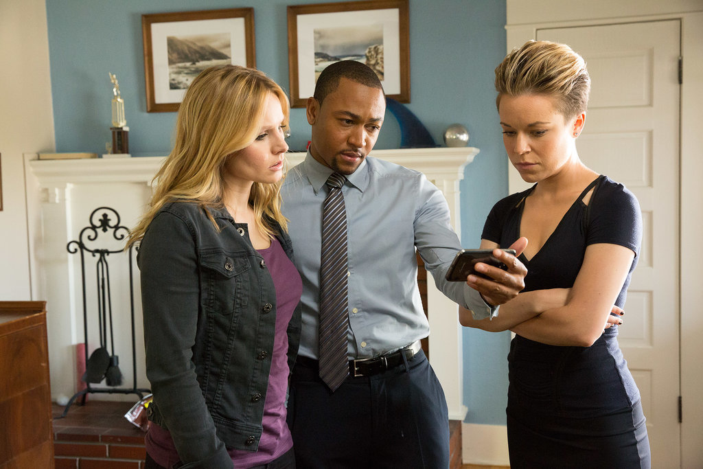 Veronica, Logan, Wallace, and Mac All Return in New Veronica Mars Pictures!