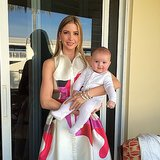 Joseph Kushner and Ivanka Trump got ready for golf in sunny Florida. Source: Instagram user ivankatrump