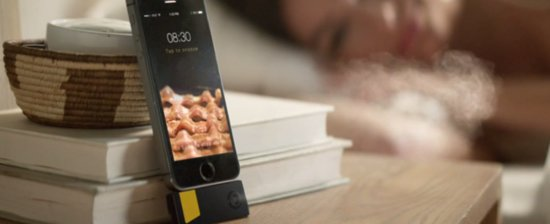 The Bacon Smell Is Coming From Your iPhone
