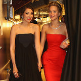 Jennifer Lawrence's Best Friend at 2014 Oscars Article