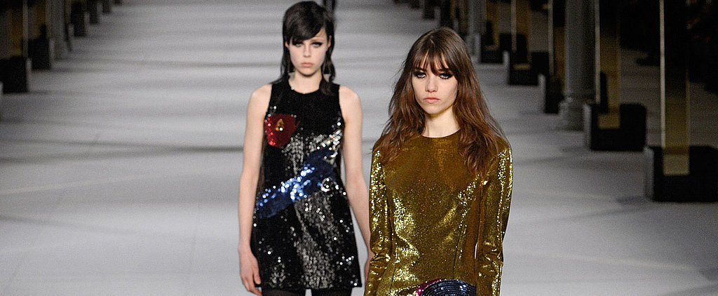 Saint Laurent Is Ready to Rock For Fall 2014