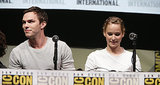 Jennifer Lawrence's Boyfriend, Nicholas Hoult, Is Very Aware of His 'Bystander' Status