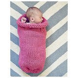 In a Knit Cocoon