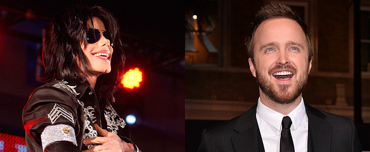 That Time Aaron Paul Took Shots All Night With Michael Jackson