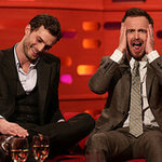 Jamie Dornan Interview on The Graham Norton Show