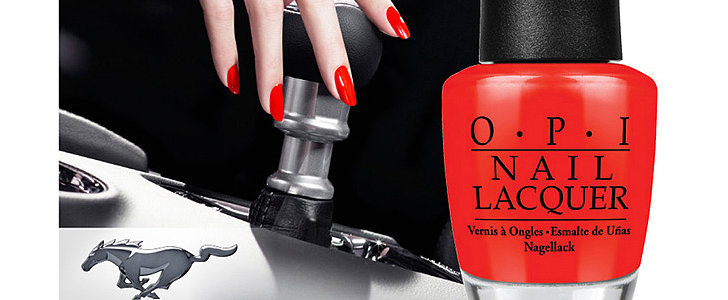 OPI Teams Up With an Unlikely Partner . . .
