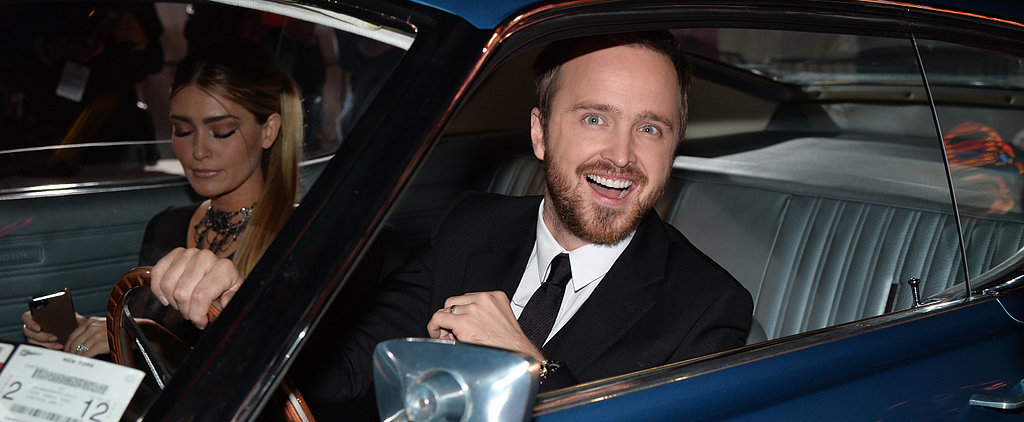 Aaron Paul Says He and Bryan Cranston Both Want in on Better Call Saul!