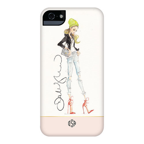 Dallas Shaw and Pretty Smitten Collaboration iPhone Case