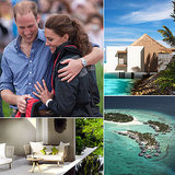 Naturally, Prince William and Kate Vacation at the World's Most Stunning Villa