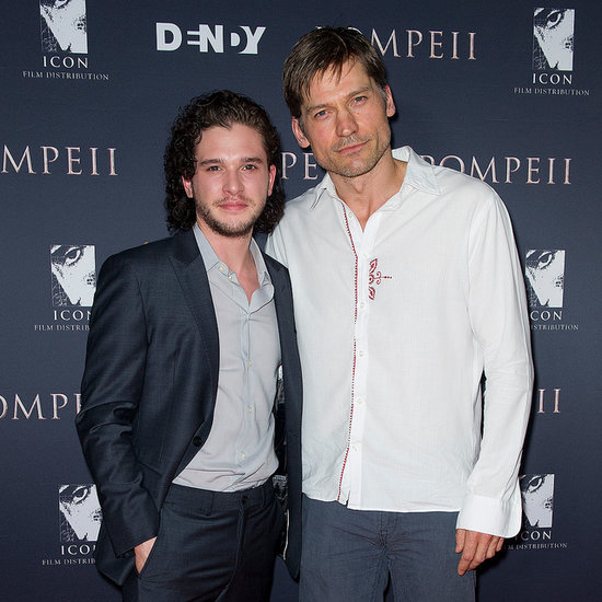 Kit Harington Promoting Game of Thrones and Pompeii Sydney