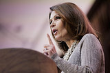 Michele Bachmann Will Know the 'Right' Female President When She Sees Her
