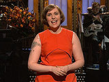 Lena Dunham on SNL: See the Highlights Here