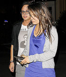 Mila Kunis Flashes Gigantic Engagement Ring From Ashton Kutcher During Night Out: Picture