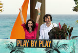 2005: Drew Barrymore and Jimmy Fallon give a Spring break play-by-play in Cancun.