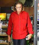 Bruce Jenner Steps Out With Longer Hair, Gaunt Figure: See the Photo