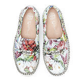 Cold Feet by Jeffrey Campbell Alva I Do Quilted Slip-On Sneakers ($180)