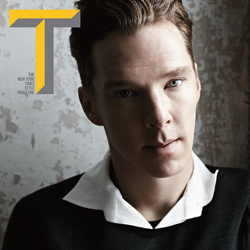 Is Benedict Cumberbatch March's Most Stylish Cover Model?