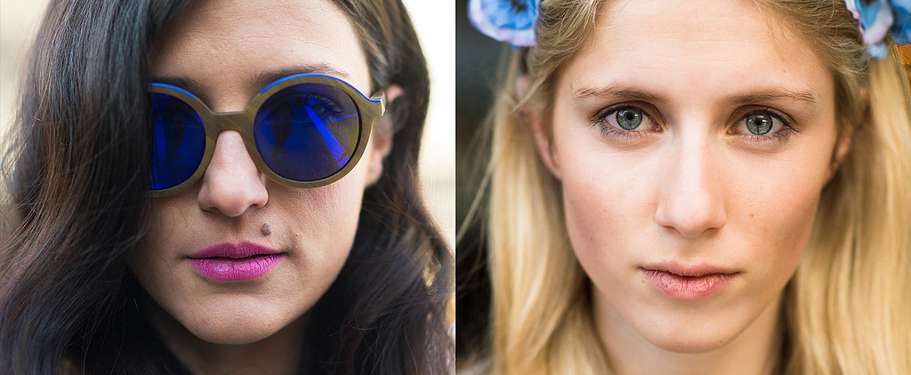 Exclusive! 188 Beauty Street Style Snaps From Fashion Month