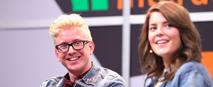 Tyler Oakley and Grace Helbig's Guide to Digital Life, Love, and Emojis