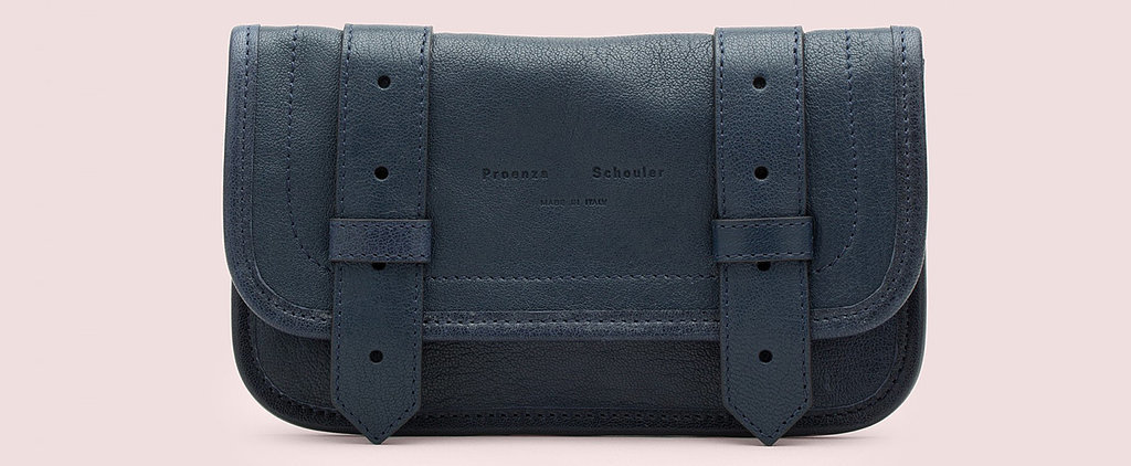We Didn't Get the Price Wrong: This Proenza Wallet Is Just $165!