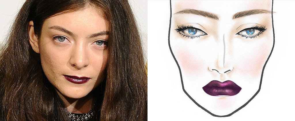 Finally! View All of the Vampy Products in Lorde x MAC Cosmetics