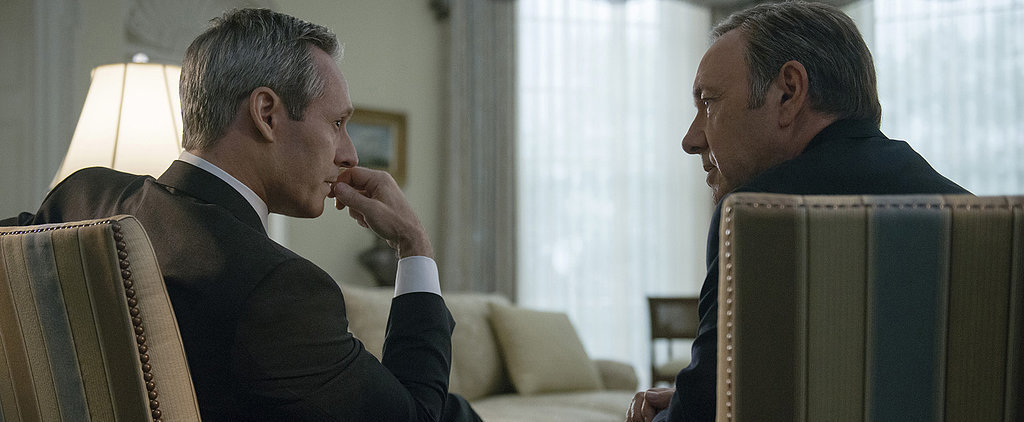 House of Cards POTUS Michel Gill on Obama and Season Two's Biggest Shocker